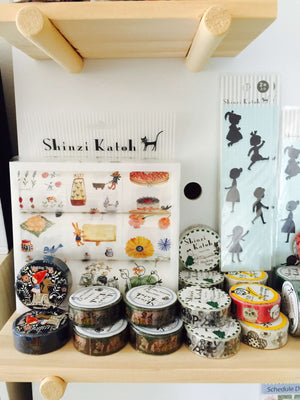 Why Grown-ups Love Shinzi Katoh's Kawaii Stationery & Designs