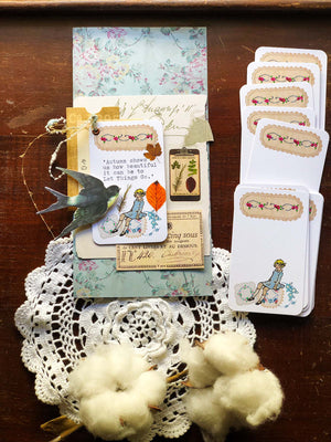 Journal Cards by Mic Moc