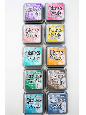 Distress Oxide Inks by Tim Holtz