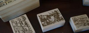 Chamil Garden Stamps