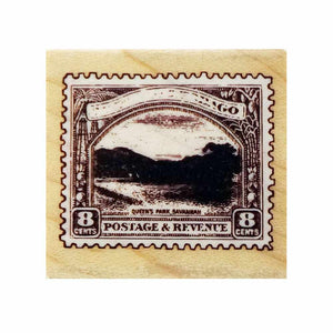 Kodomo No Kao - Postage Stamp from micmoc.com at Mic Moc Curated Emporium