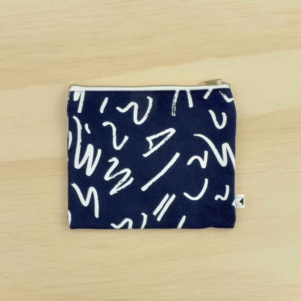 Kaiser Style Fabric Pencil Case - WILD at micmoc.com at Mic Moc Curated Emporium