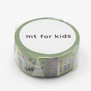 MT Washi Tape - Transport City