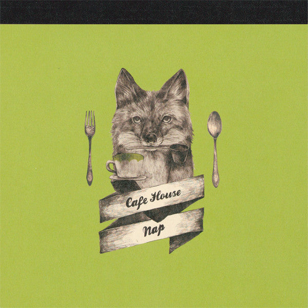Memo Pad - Cafe Fox