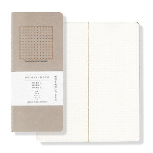 RO-BIKI 5MM Reticle Pattern ('Cross' Pattern) Notebook