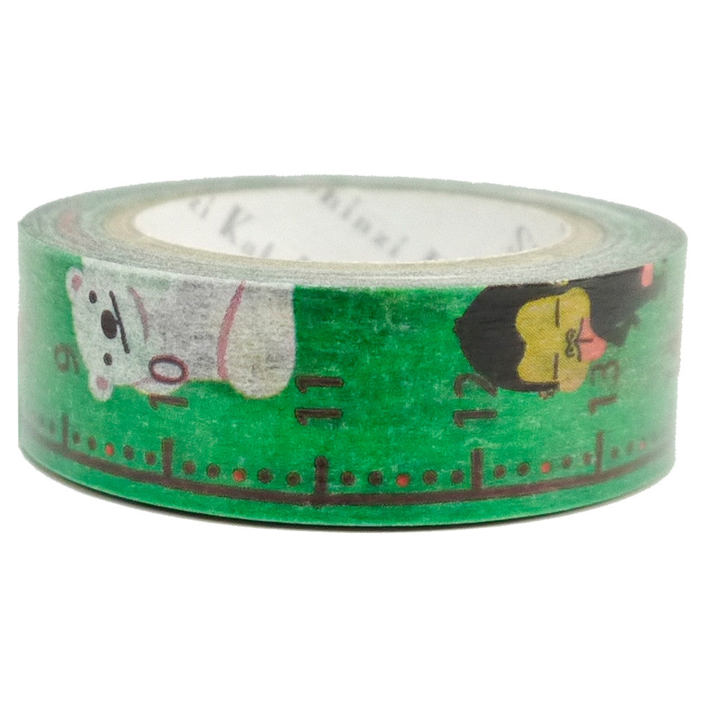 Shinzi Katoh Animal washi tape micmoc.com Mic Moc Curated Emporium