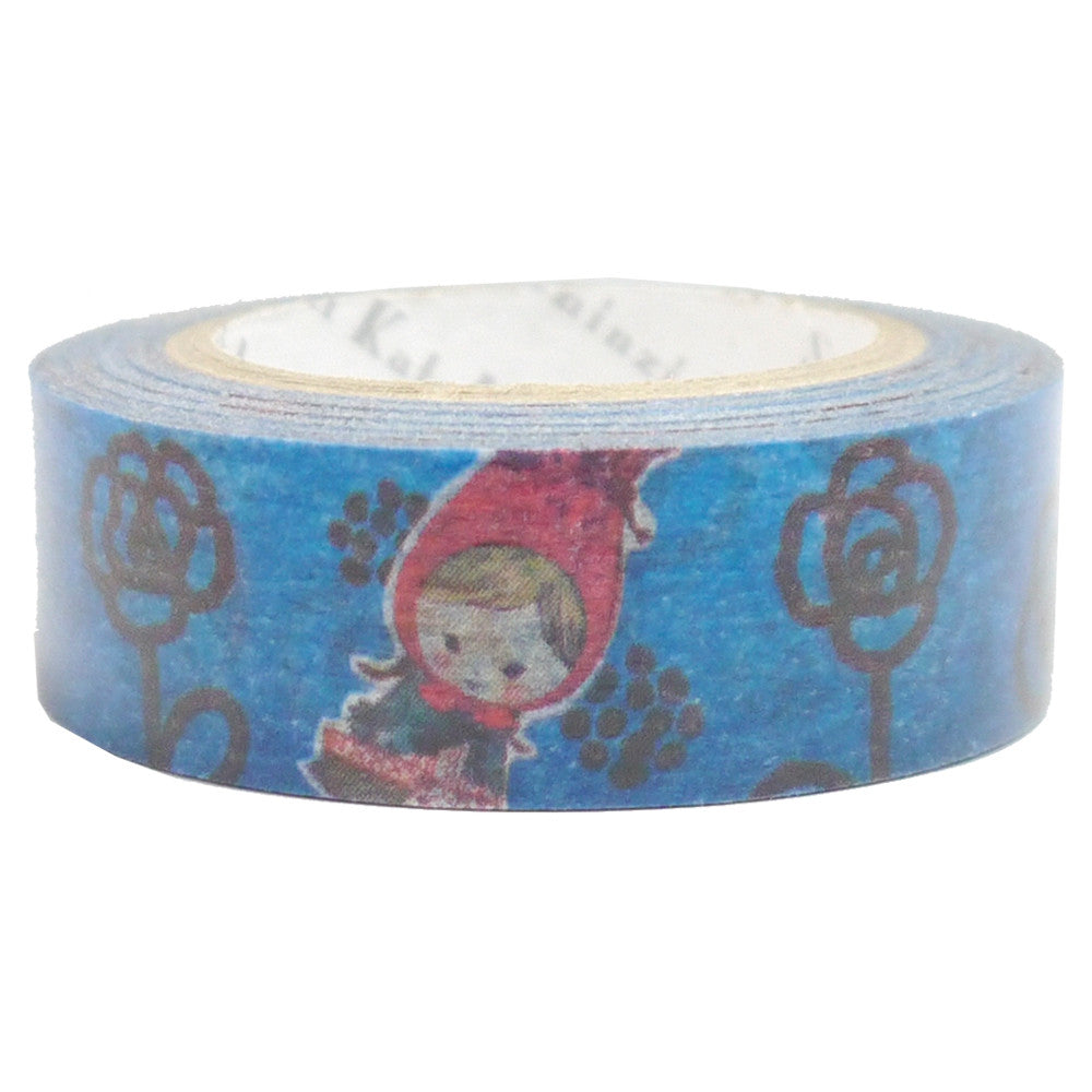 Shinzi Katoh red riding hood washi tape micmoc.com Mic Moc Curated Emporium