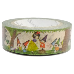 Shinzi Katoh Snow White washi tape micmoc.com Mic Moc Curated Emporium