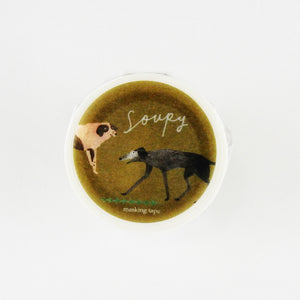 Soupy Washi Tape - Dogs