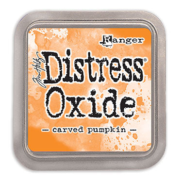 Distress OXIDE Ink Pad - Carved Pumpkin (NEW) from micmoc.com at Mic Moc