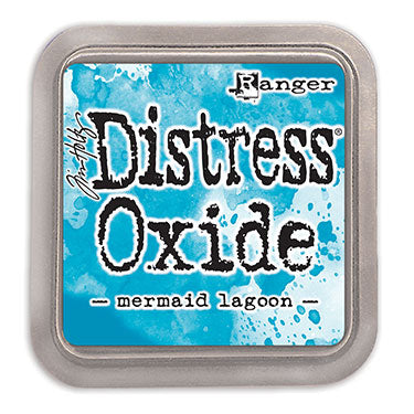 Distress OXIDE Ink Pad - Mermaid Lagoon from Mic Moc at micmoc.com