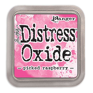 Ranger Ink Tim Holtz Distress OXIDE Ink Pad (Picked Raspberry) from Mic Moc at micmoc.com
