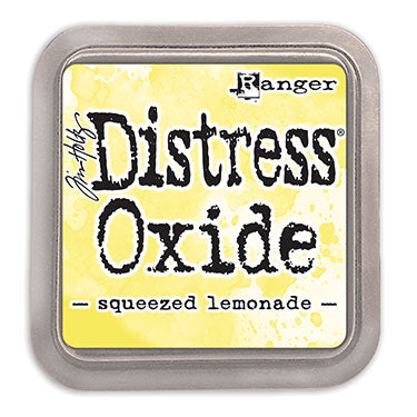 Distress OXIDE Ink Pad - Squeezed Lemonade from Mic Moc at micmoc.com