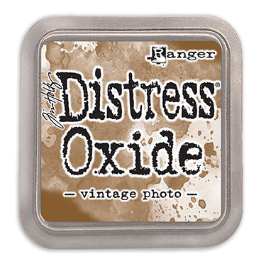 Ranger Ink Tim Holtz Distress OXIDE Ink Pad - Vintage Photo from Mic Moc at micmoc.com