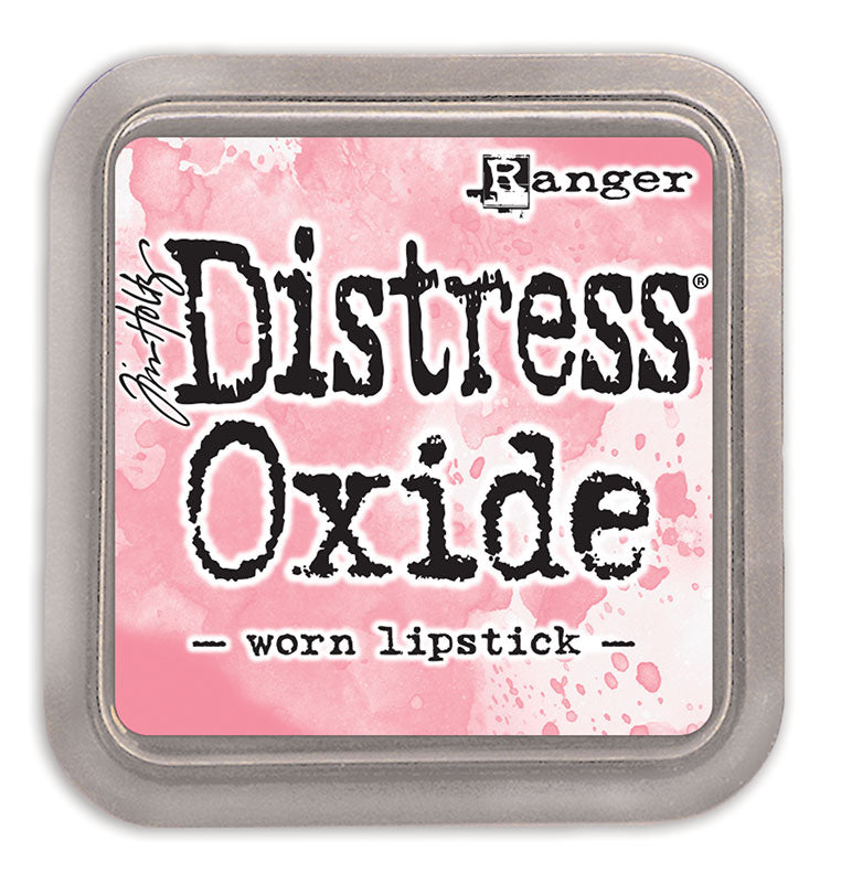 Ranger Ink Tim Holtz Distress OXIDE Ink Pad (Worn Lipstick) from Mic Moc at micmoc.com