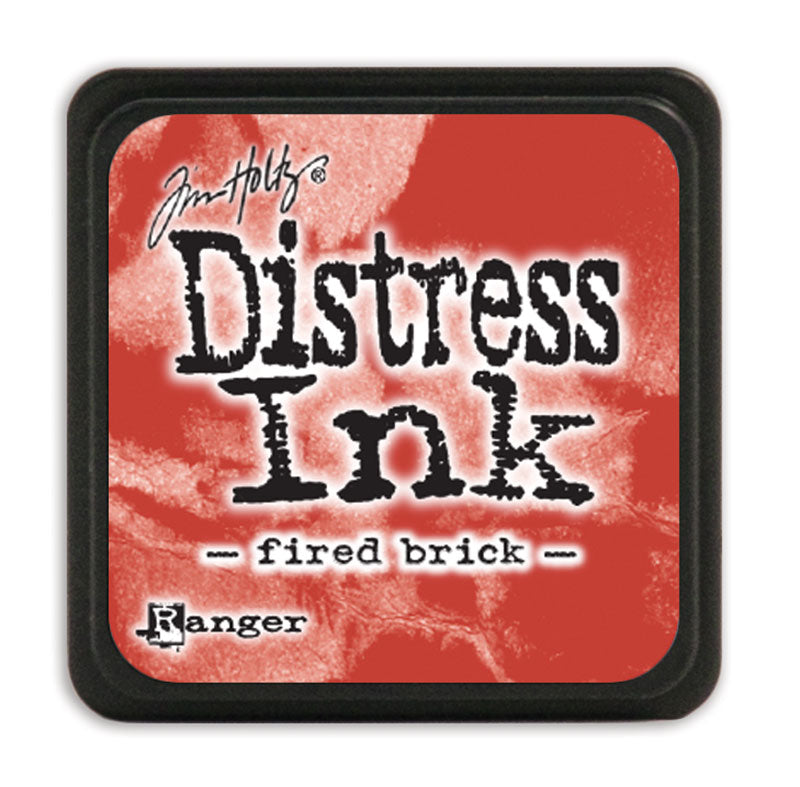 MINI Distress Ink Pad - Fired Brick