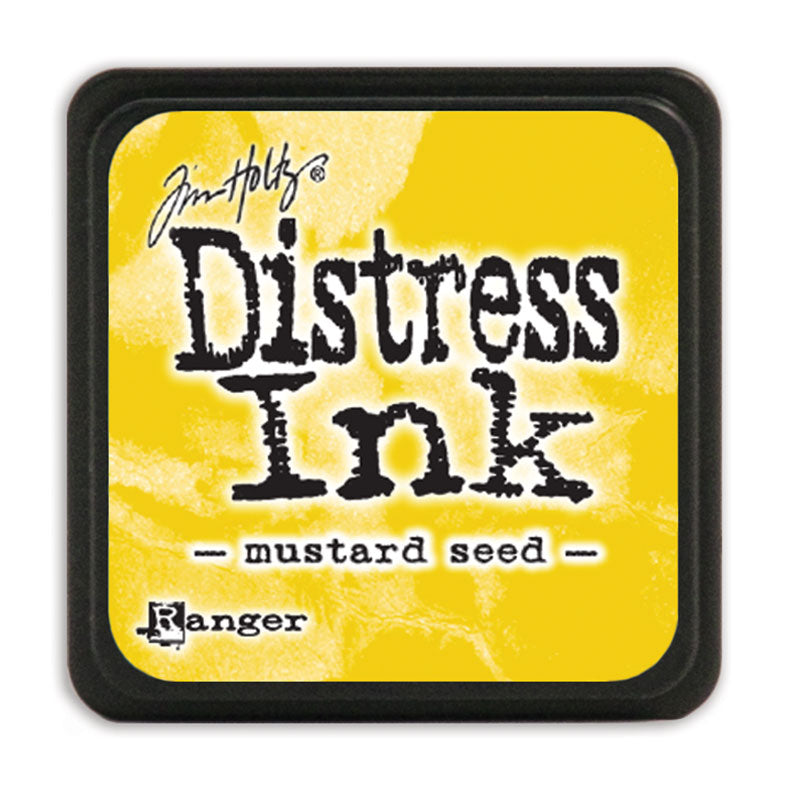 MINI Distress Ink Pad -  Mustard Seed