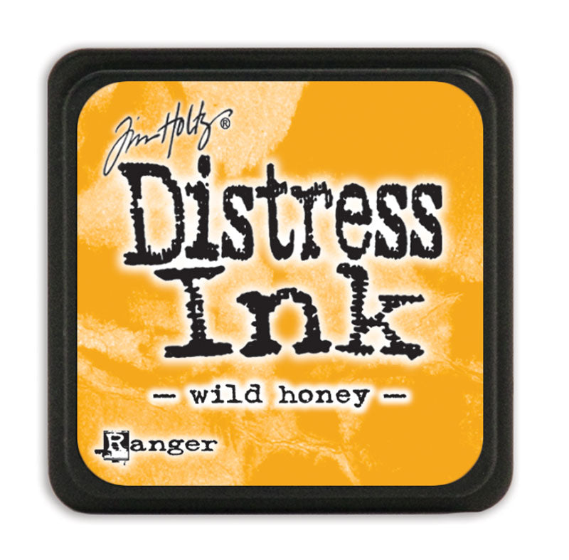 MINI Distress Ink Pad - Wild Honey