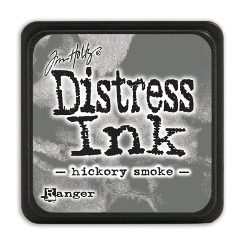 MINI Distress Ink Pad - Hickory Smoke