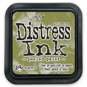Distress Ink Pad - Peeled Paint (Regular Size)