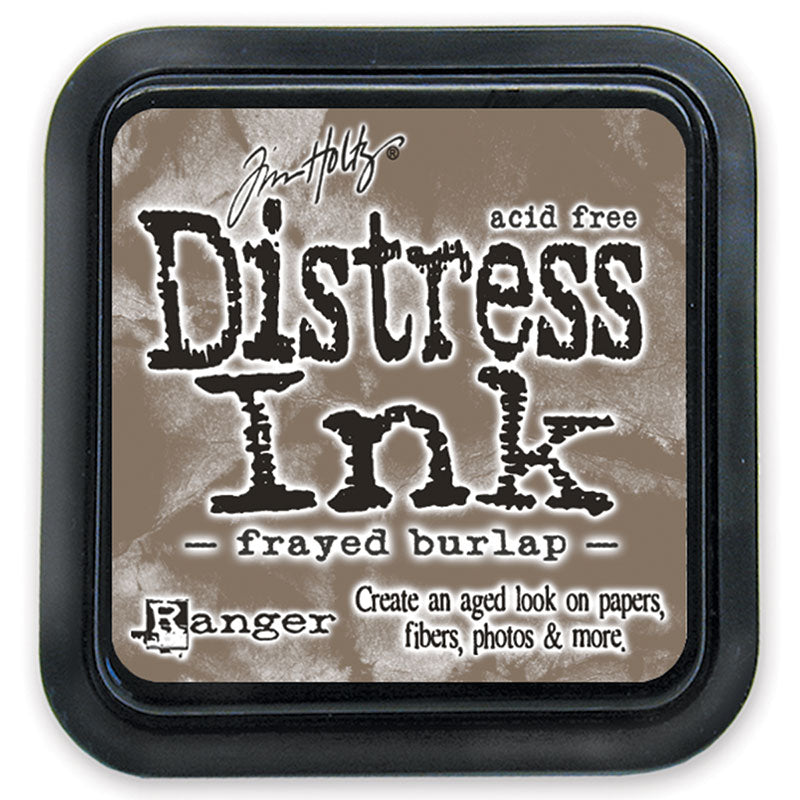 Distress Ink Pad - Frayed Burlap (Regular Size) by micmoc.com at Mic Moc Curated Emporium