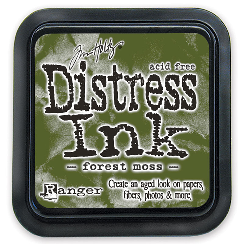Distress Ink Pad - Forest Moss (Regular Size) by micmoc.com at Mic Moc Curated Emporium