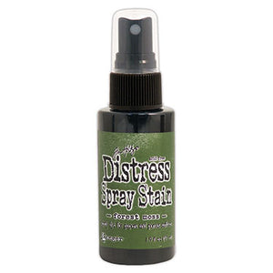 Distress Spray Stain - Forest Moss