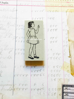'This' Rubber Stamp by Mic Moc from micmoc.com