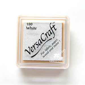 Versa Craft Pigment Ink Pad - White