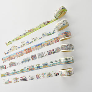 trip and show washi tape from Yano design by micmoc.com
