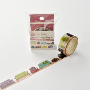 Yano Design Washi Tape - Natural Sofa