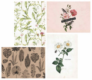 Kaiser Style Boxed Card Set - Botanica from micmoc.com at Mic Moc Curated Emporium
