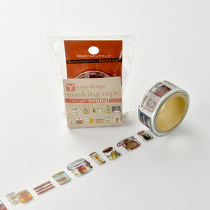 Yano Design Washi Tape - Canned Preserves