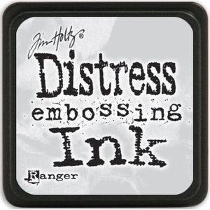 Distress Embossing Ink Pad - Clear (Regular Size) at micmoc.com at Mic Moc Curated Emporium