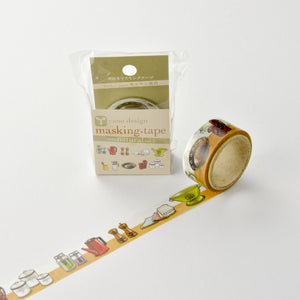 Yano Design Washi Tape - Kitchen
