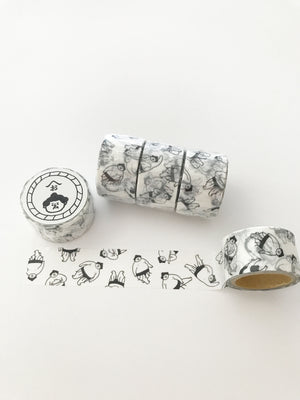 Ohagiyama Washi Tape - 'NI' Everyday Life at micmoc.com at Mic Moc