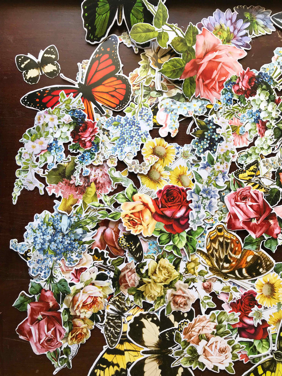 Tim Holtz® Idea-ology Botanical Layers Die Cuts TH93554