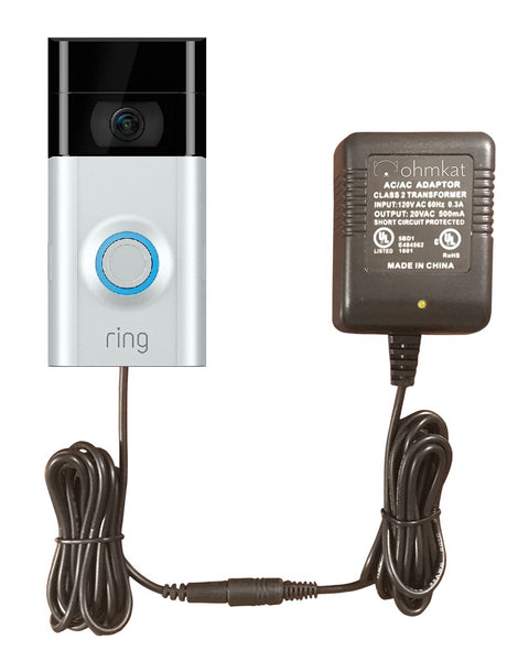 Ring 2 Compatible Power Supply Launch