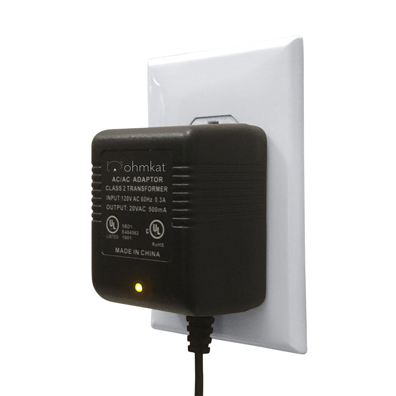 Video Doorbell Power Supply - Compatible with Nutone Knock