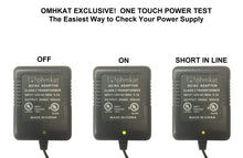 OhmKat Video Doorbell Power Supply - Compatible with August Doorbell Cam