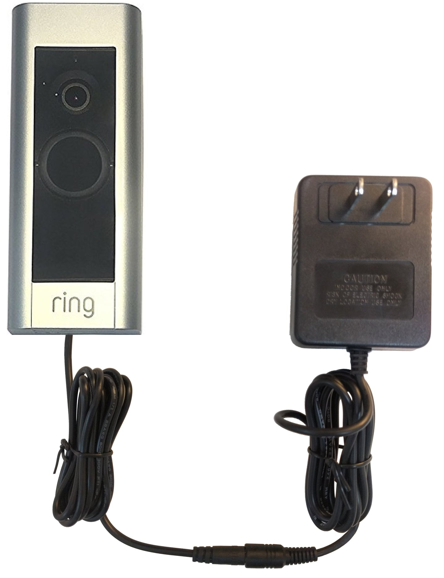 OhmKat Video Doorbell Power Supply - Compatible with Ring Video Doorbell PRO