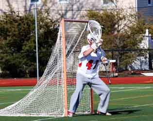 Lacrosse Goalie Drills to Improve Your Game