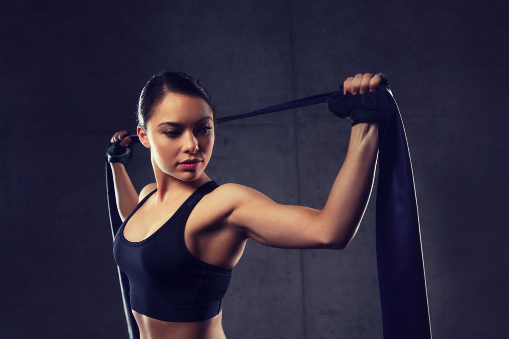 Band Pull Aparts: Sculpt Your Shoulders and Back