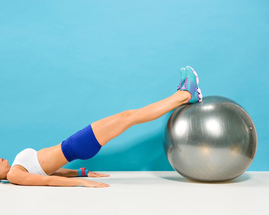 4 Hamstring Curls You Can Do at Home!