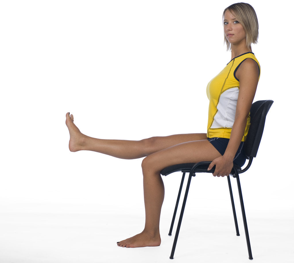 Knee Extension Exercises for Healthier and Stronger Knees