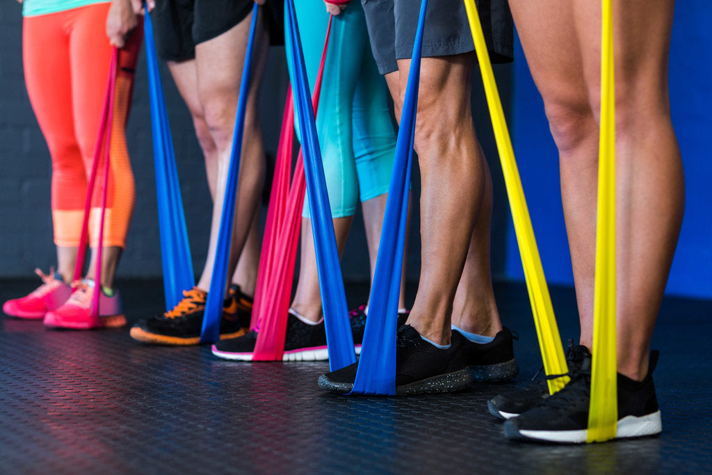 6 Fat-Burning Lower Body Workouts with Resistance Bands