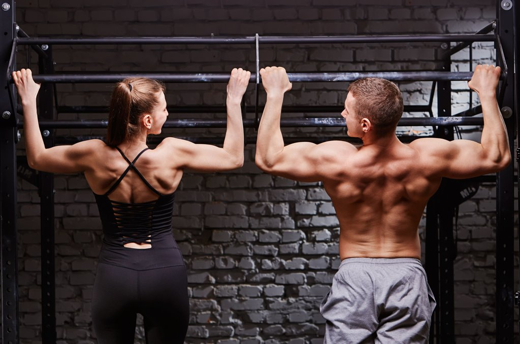 What Muscles Do Pull Ups Work: Get Results