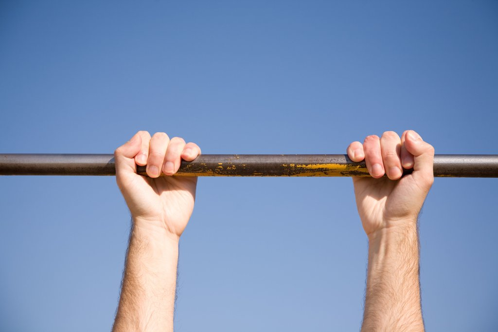 Chin Up VS. Pull Up: Get Results