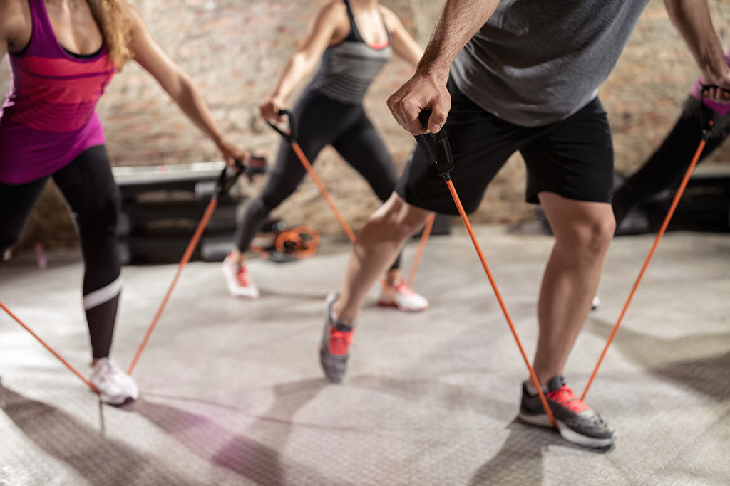 Incorporating Resistance Bands into Fast-Twitch Muscle Exercises