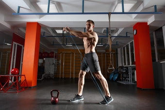 Resistance Band Workouts for Men